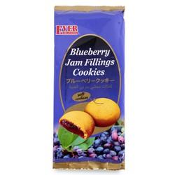 Bánh Quy Nhân Mứt Việt Quất Ever Gói 120g