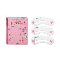 Khuôn Kẻ Lông Mày Mini Brow Class Drawing Guide