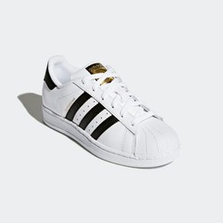 Giày thể thao sneaker Adidas Youth Originals Superstar - Could White, Could Black