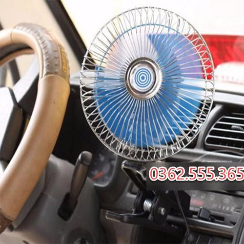 Quạt 24v kẹp trên ô tô, xe hơi - 20456575 , 23270169 , 15_23270169 , 340000 , Quat-24v-kep-tren-o-to-xe-hoi-15_23270169 , sendo.vn , Quạt 24v kẹp trên ô tô, xe hơi
