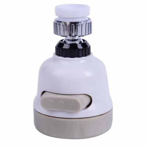 Đầu vòi rửa chén bát tăng áp điều hướng xoay 360 độ-3 chế độ-tiết kiệm nước-phù hợp với nhiều loại vòi - 20451370 , 23261201 , 15_23261201 , 125000 , Dau-voi-rua-chen-bat-tang-ap-dieu-huong-xoay-360-do-3-che-do-tiet-kiem-nuoc-phu-hop-voi-nhieu-loai-voi-15_23261201 , sendo.vn , Đầu vòi rửa chén bát tăng áp điều hướng xoay 360 độ-3 chế độ-tiết kiệm nước-p