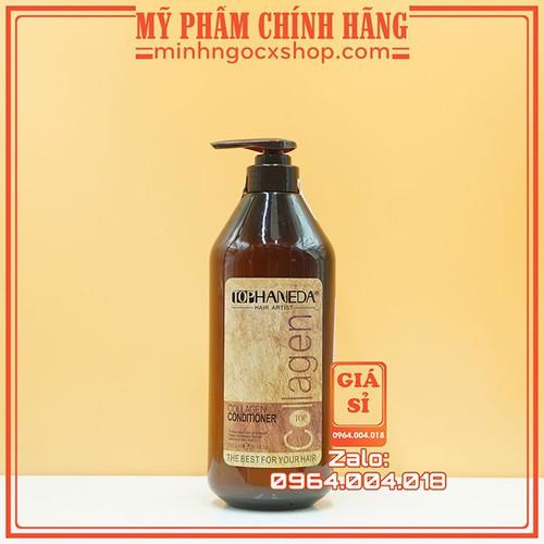 Dầu xả - dầu xả - dầu xả haneda - haneda top collagen 785ml chính hãng công ty thái hương