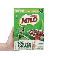 Ngũ cốc Nestlé Milo vị socola hộp 170g - Ngũ cốc Nestlé 170