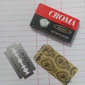 lưỡi lam croma chính hãng đức 1 hộp x 10 lưỡi - 893
