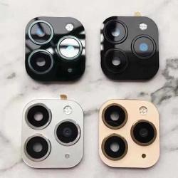 Miếng dán Camera độ  loại camera nổi cho iphone 11 pro max dành cho iphone X, XS, XS Max - dán camera