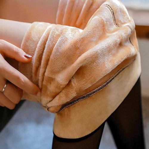 Quần giữ nhiệt - nữ - quần tất dài nữ giữ nhiệt - quần nhiệt mùa đông