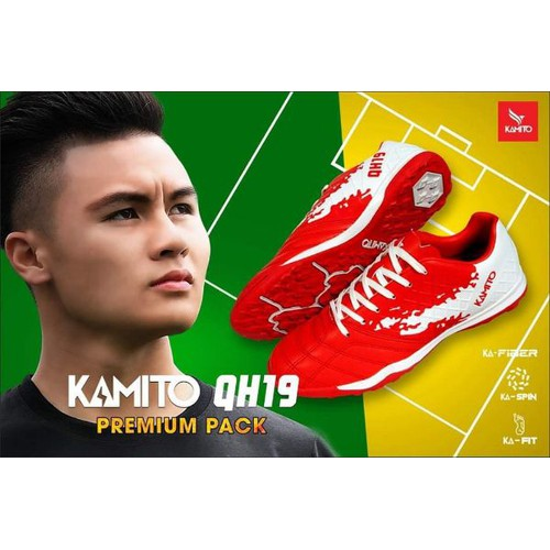 Giày chính hãng qh19 cải tiến mới
