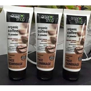 Tẩy tế bào chết cà phê Organic - 0416 thumbnail