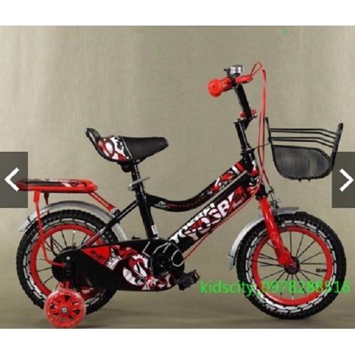 Xe đạp địa hình có giỏ baga bánh 12, 14, 16 cho 3-4t, 4-5t, 5-7t