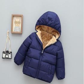 Áo khoác lót lông cho bé trai - áo khoác cho bé gái - áo khoác cho bé trai - áo khoác lông cho bé gái - áo khoác cho bé gái sơ sinh - Áo khoác lót lông cho bé trai bé gái siêu ấm - áo khoác lót lông 01