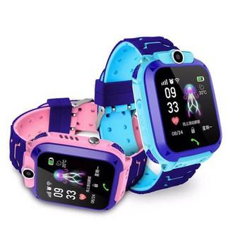 [NHẬP MÃ EL1452 GIẢM THÊM 30K] Đồng hồ định vị trẻ em A28 Chống nước IP67, có Camera chụp ảnh từ xa, đồng hồ thông minh trẻ em chống nước bảo hành 1 đổi 1, đồng hồ giám sát, đồng hồ thông minh, đồng hồ giá rẻ - donghoa28 thumbnail