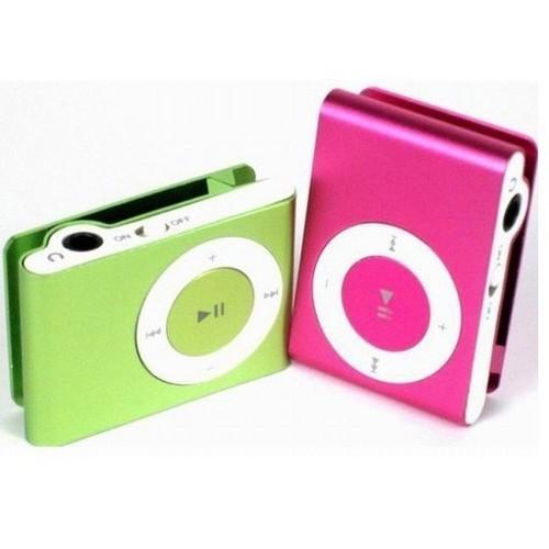 Máy mp3 mini cắm thẻ nhớ tặng kèm tai nghe - mp3003
