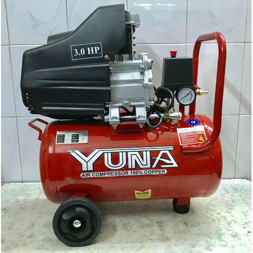 Máy nén khí giá đình yuna 24lit có dầu