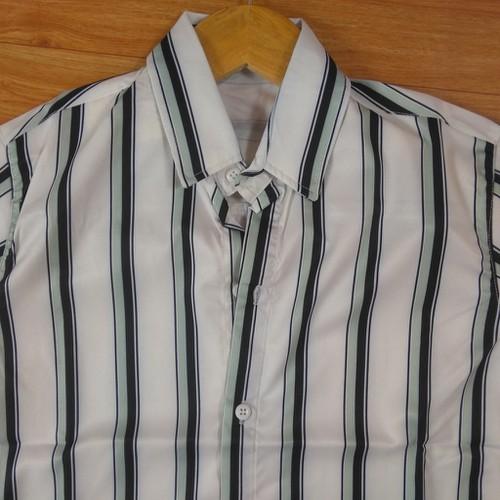 Áo sơ mi nam tay dài không túi màu trắng sọc nhỏ đen xanh asmnam055 - 20780408 , 23796675 , 15_23796675 , 295000 , Ao-so-mi-nam-tay-dai-khong-tui-mau-trang-soc-nho-den-xanh-asmnam055-15_23796675 , sendo.vn , Áo sơ mi nam tay dài không túi màu trắng sọc nhỏ đen xanh asmnam055