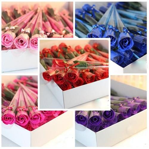 Hoa hồng 1 bông rẻ
