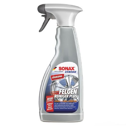Dung dịch tẩy rửa vành mâm sonax xtreme wheel cleaner plus 500ml