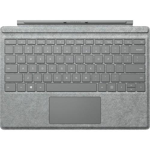 Bàn phím surface pro 5 alcantara - surface pro 2017 type cover  alcantara mới fullbox