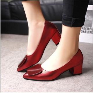 Giày cao gót vuông - GOV.6 thumbnail