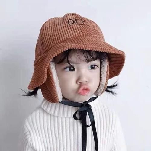 Mũ nón siêu đáng yêu cho bé