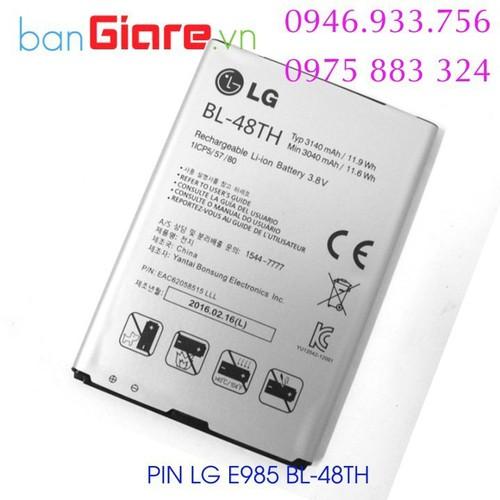 Pin lg bl-48th, 3140mah cho lg optimus g pro đủ dung lượng, loại 1 - 20786356 , 23805079 , 15_23805079 , 170000 , Pin-lg-bl-48th-3140mah-cho-lg-optimus-g-pro-du-dung-luong-loai-1-15_23805079 , sendo.vn , Pin lg bl-48th, 3140mah cho lg optimus g pro đủ dung lượng, loại 1