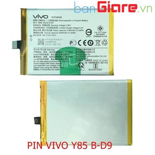 Pin vivo b-d9, 3180mah cho vivo y85 chính hãng, loại 1 - 19069780 , 23788072 , 15_23788072 , 240000 , Pin-vivo-b-d9-3180mah-cho-vivo-y85-chinh-hang-loai-1-15_23788072 , sendo.vn , Pin vivo b-d9, 3180mah cho vivo y85 chính hãng, loại 1
