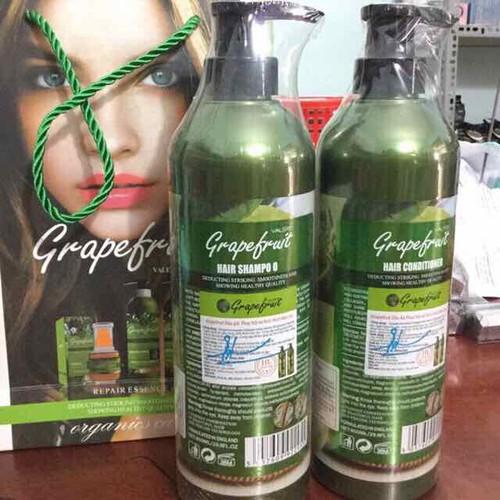 Bộ dầu gội xã bưởi grapefruit