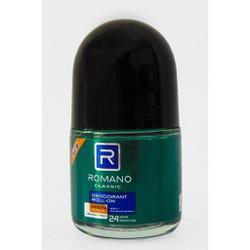 Lăn khử mùi Romano 15ml mới