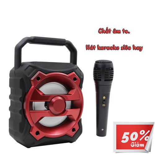 [Sale khủng][hỗ trợ 30k pvc] loa bluetooth hát karaoke cực hay nghe nhạc cực đỉnh- tặng kèm mic - 20777635 , 23792546 , 15_23792546 , 500000 , Sale-khungho-tro-30k-pvc-loa-bluetooth-hat-karaoke-cuc-hay-nghe-nhac-cuc-dinh-tang-kem-mic-15_23792546 , sendo.vn , [Sale khủng][hỗ trợ 30k pvc] loa bluetooth hát karaoke cực hay nghe nhạc cực đỉnh- tặng k
