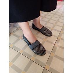 giày mọi vải nữ | êm chân