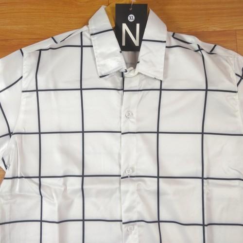 Áo sơ mi nam tay dài caro không túi màu trắng sọc đen nhỏ asmnam087 - 20780395 , 23796660 , 15_23796660 , 295000 , Ao-so-mi-nam-tay-dai-caro-khong-tui-mau-trang-soc-den-nho-asmnam087-15_23796660 , sendo.vn , Áo sơ mi nam tay dài caro không túi màu trắng sọc đen nhỏ asmnam087