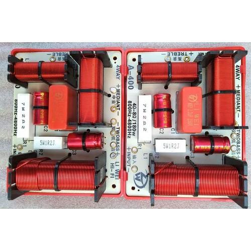 2 mạch phân tần 3 đường tiếng lwa400