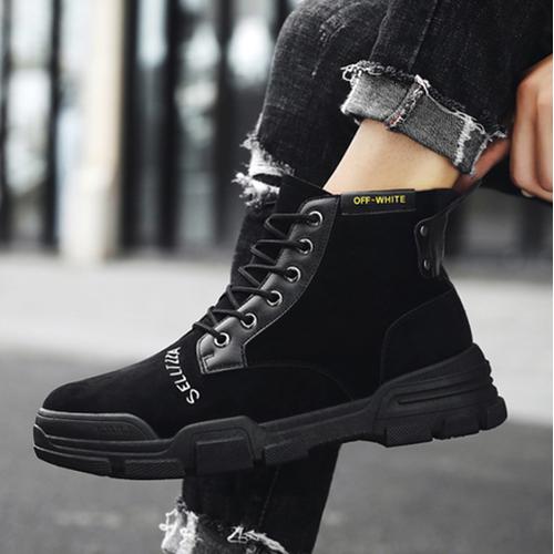 Giày boot nam gn0231