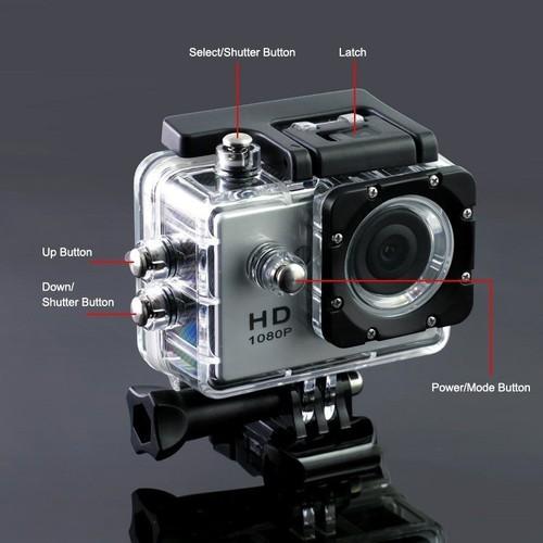 Camera hành trình xe máy sport a9