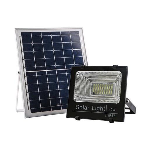 Đèn năng lượng mặt trời solar light 9040 loại 40w chống nước ip67
