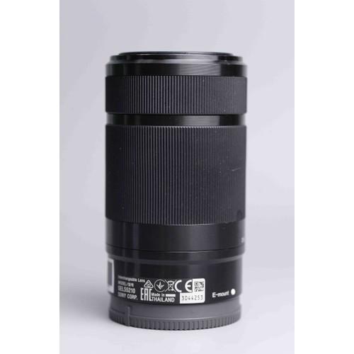 Ống kính sony 55-210mm f4.5-6.3 oss nex 17002  sony tele zoom