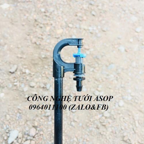 10 cái béc tưới phun mưa không bù áp asop p40l-h