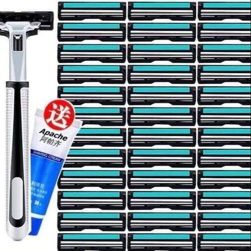 Set dao cạo râu 36 đầu cạo