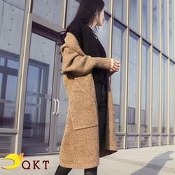 Áo khoác măng tô QKT dài mặc đông ấm áp ak24