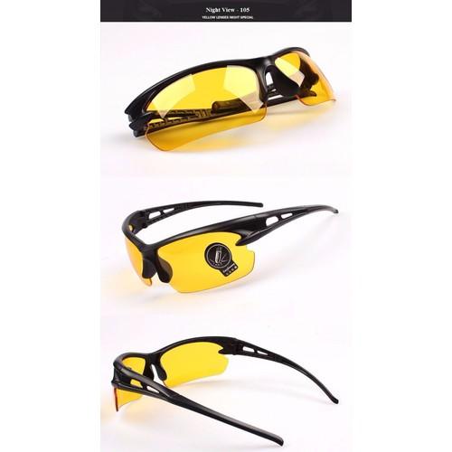 Mắt kính chống lóa đi đêm night view thể thao - 20797394 , 23821781 , 15_23821781 , 25000 , Mat-kinh-chong-loa-di-dem-night-view-the-thao-15_23821781 , sendo.vn , Mắt kính chống lóa đi đêm night view thể thao