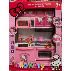 Bộ đồ chơi nhà bếp Hello Kitty- 8921