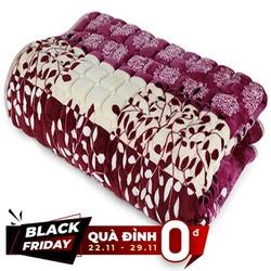 Thảm lông cừu trải giường siêu mềm mịn