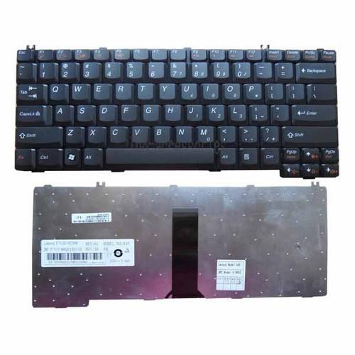 Bàn phím laptop lenovo ideapad y450 đen