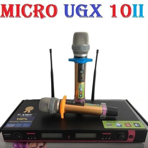 Micro không dây-micro không dây cao cấp ugx 10 ii-micro không dây cao cấp ugx 10 ii loại 1 chống hú cực tốt - 20801091 , 23828095 , 15_23828095 , 2350000 , Micro-khong-day-micro-khong-day-cao-cap-ugx-10-ii-micro-khong-day-cao-cap-ugx-10-ii-loai-1-chong-hu-cuc-tot-15_23828095 , sendo.vn , Micro không dây-micro không dây cao cấp ugx 10 ii-micro không dây cao c
