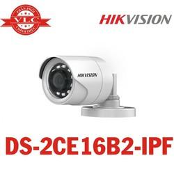 Camera Quan Sát HD-TVI 4 in 1 Hồng Ngoại 2.0 Megapixel HIKVISION DS-2CE16B2-IPF - Hàng Chính Hãng