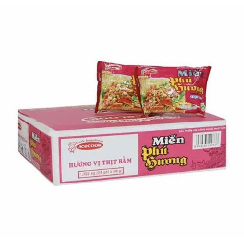 Thùng 24 gói miến phú hương vị thịt bằm acecook - 20811051 , 23841549 , 15_23841549 , 235000 , Thung-24-goi-mien-phu-huong-vi-thit-bam-acecook-15_23841549 , sendo.vn , Thùng 24 gói miến phú hương vị thịt bằm acecook