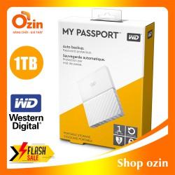 Ổ cứng di động Western Digital my passport 1TB