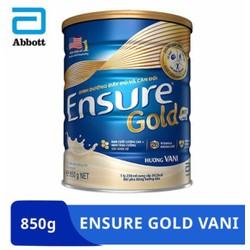 Ensure Gold vani 850g
