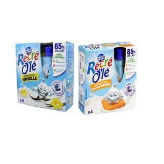 Váng sữa Mont Blanc túi 85gr - Pháp hộp 4 túi - 4345555 thumbnail
