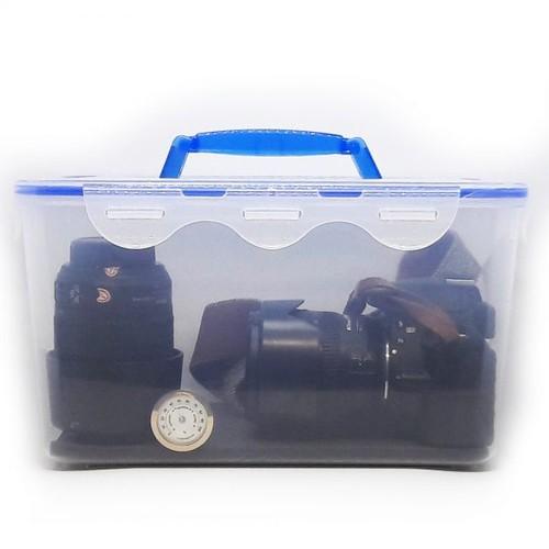 Combo hộp chống ẩm cao cấp dành cho máy ảnh, máy quay phim - dn 01