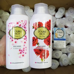 Set 2 chai Sữa tắm Double Rich mỗi chai 130g - hàng khuyến mãi - SET2SUATAM-DOUBLERICH-130G